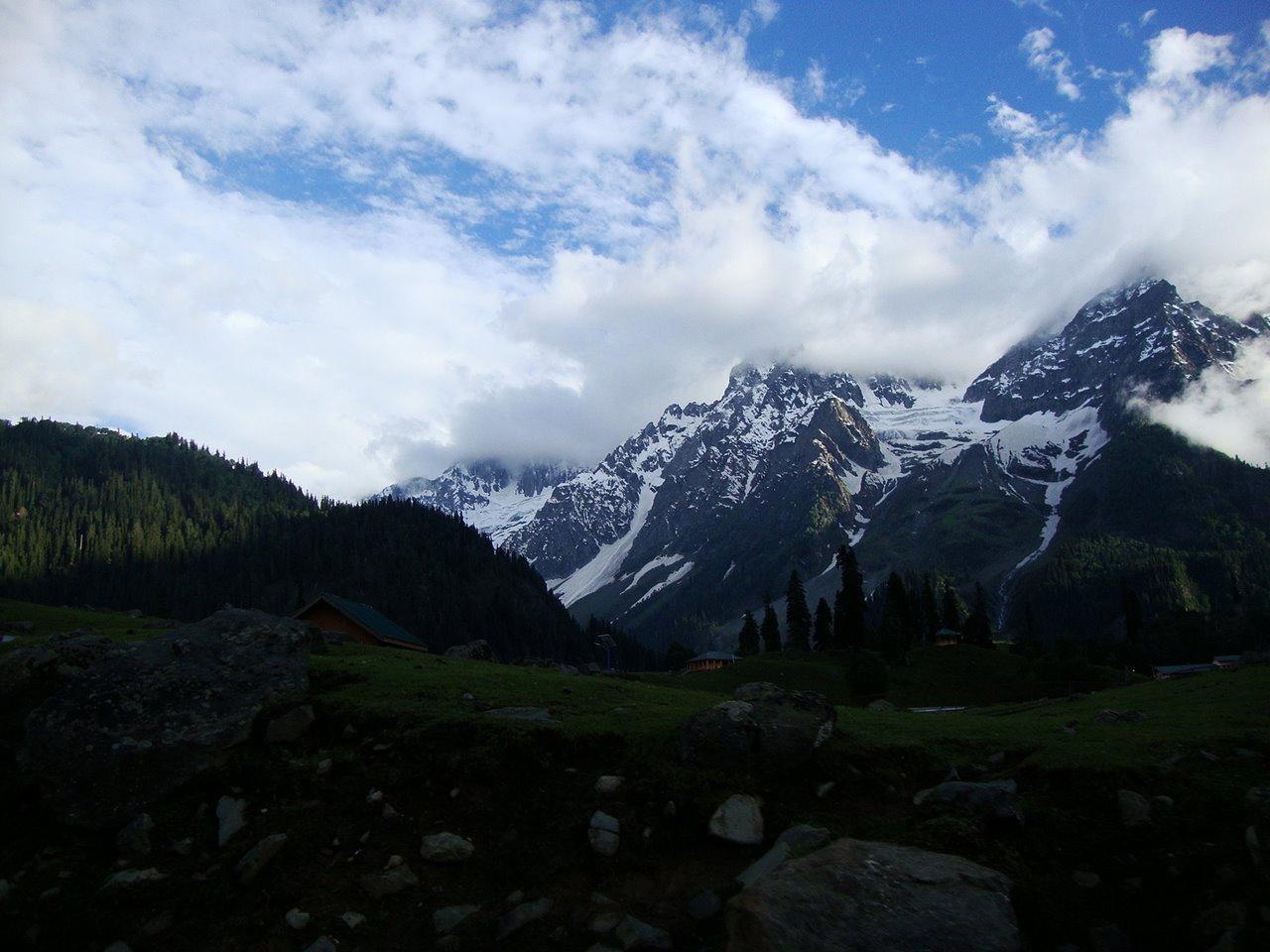 Travel Guide Tp Sonamarg Hill Station Kashmir
