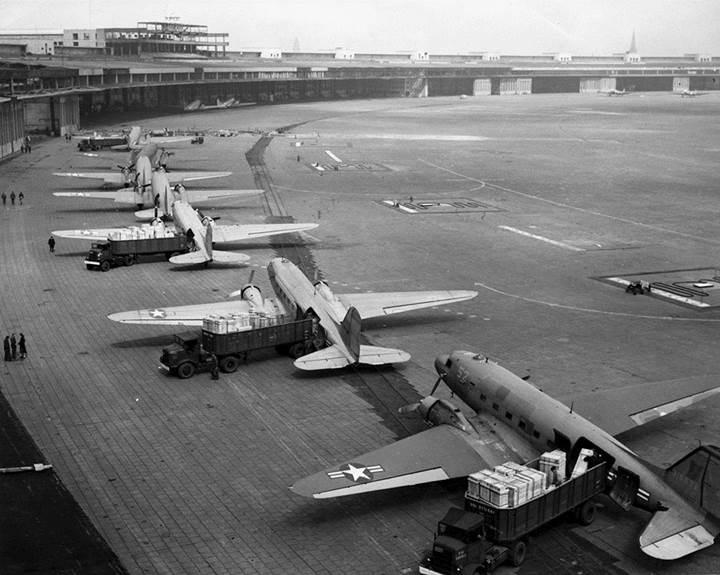 Tempelhof Airport Park Berlin