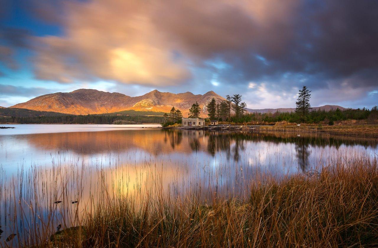 Tourist Guide To Connemara National Park Ireland