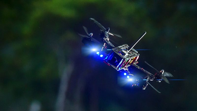 Drone Racing League Australia