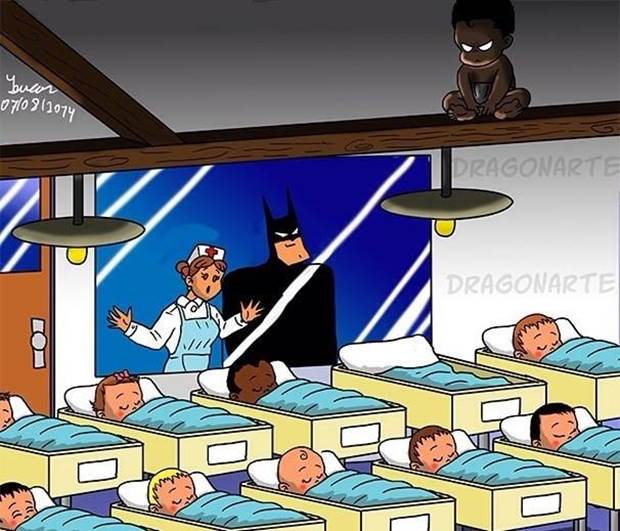 Newborn Babies of Superheros