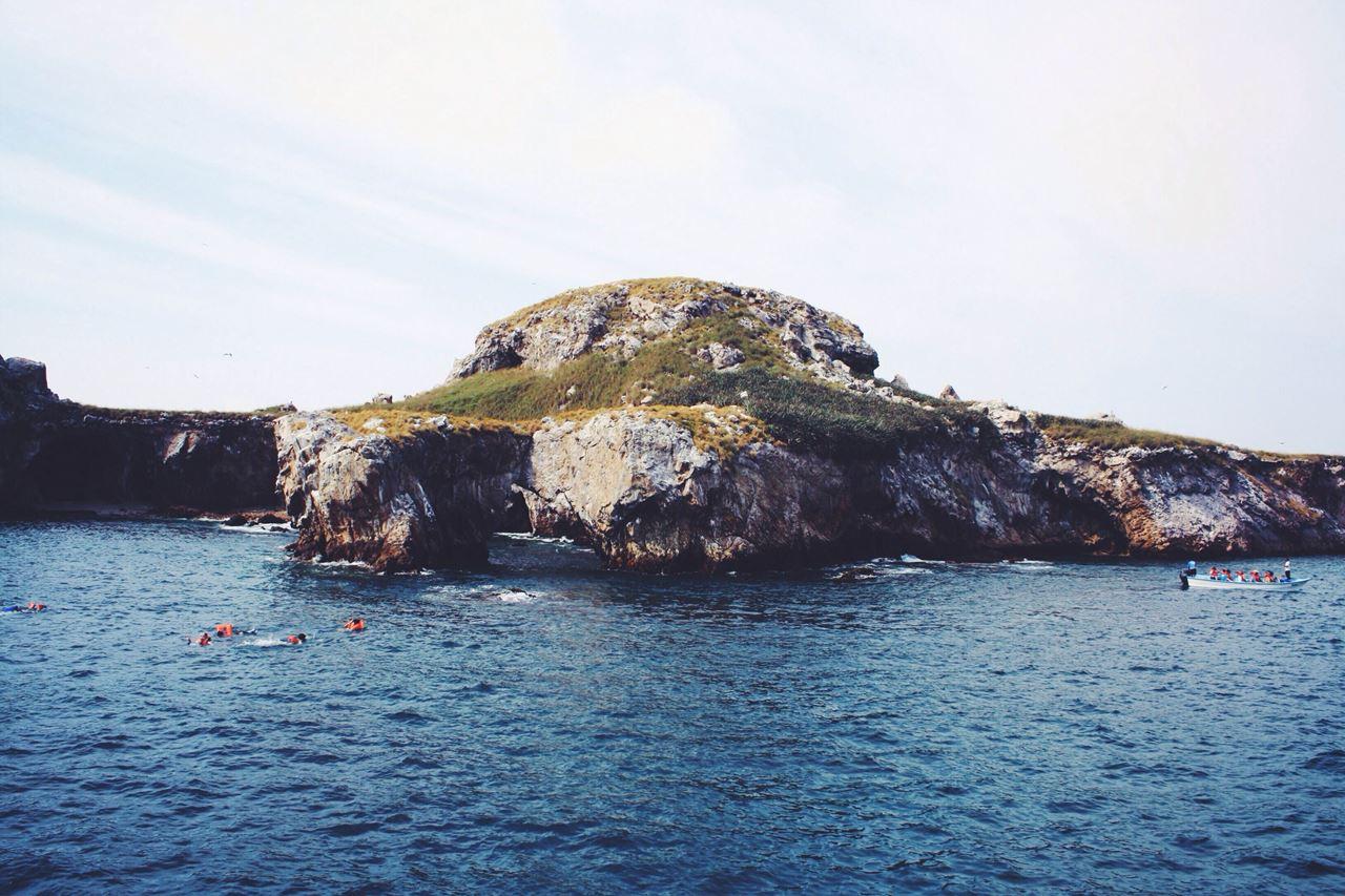 Travel Guide To Marieta Islands Mexico