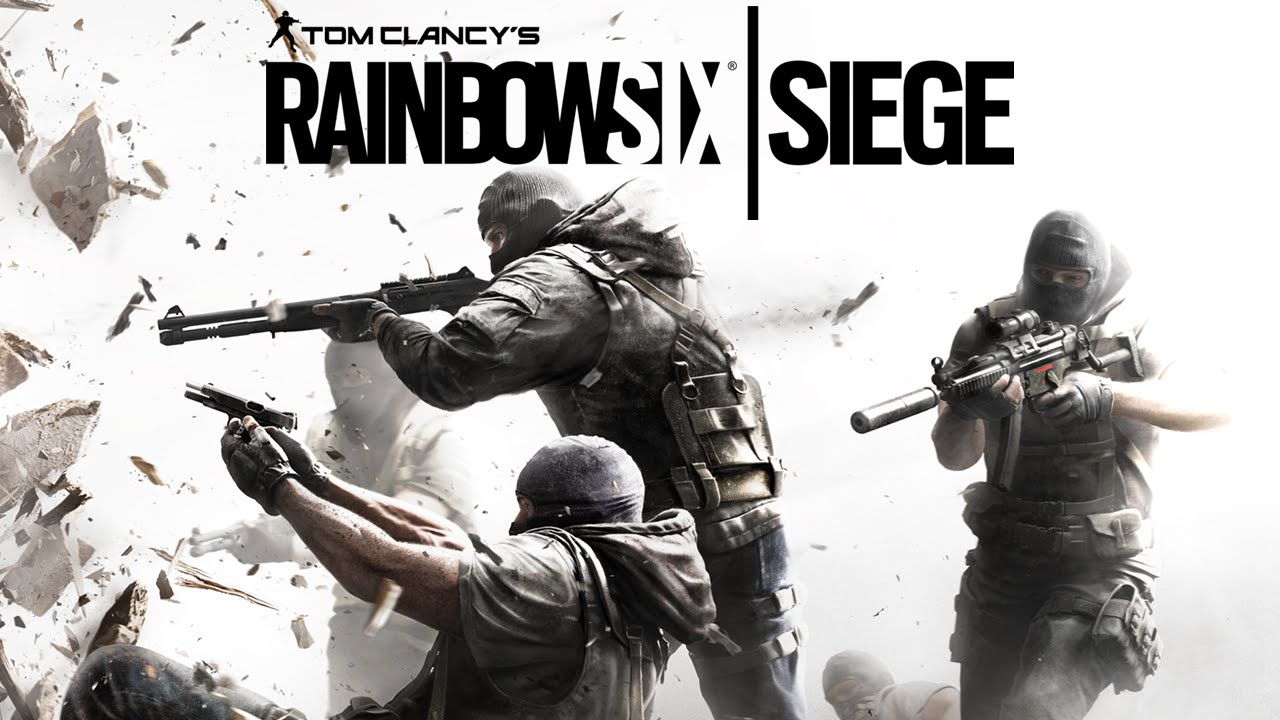 Tom Clancys Rainbow Six Siege Game Wallpapers And Trailer