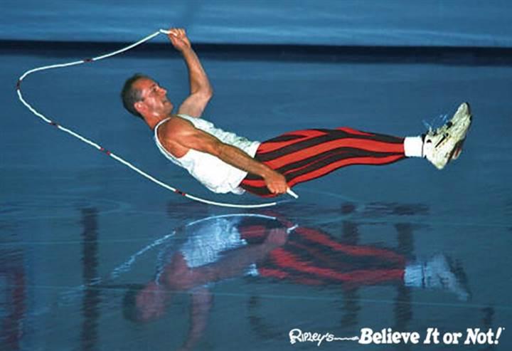 David Fisher  The Rope Warrior