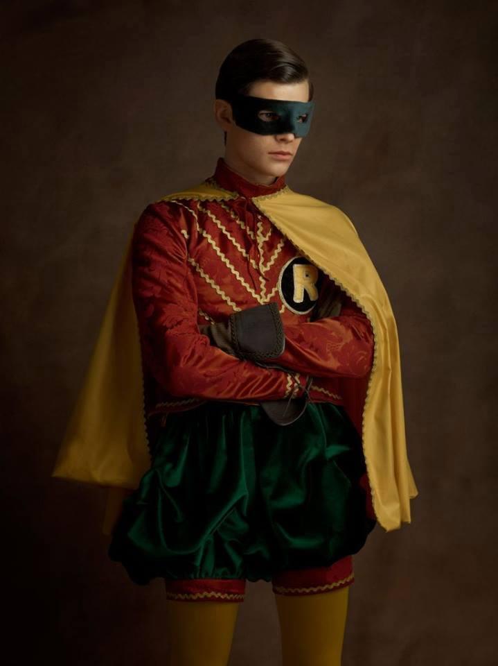 Superheroes In The Sixteenth Century