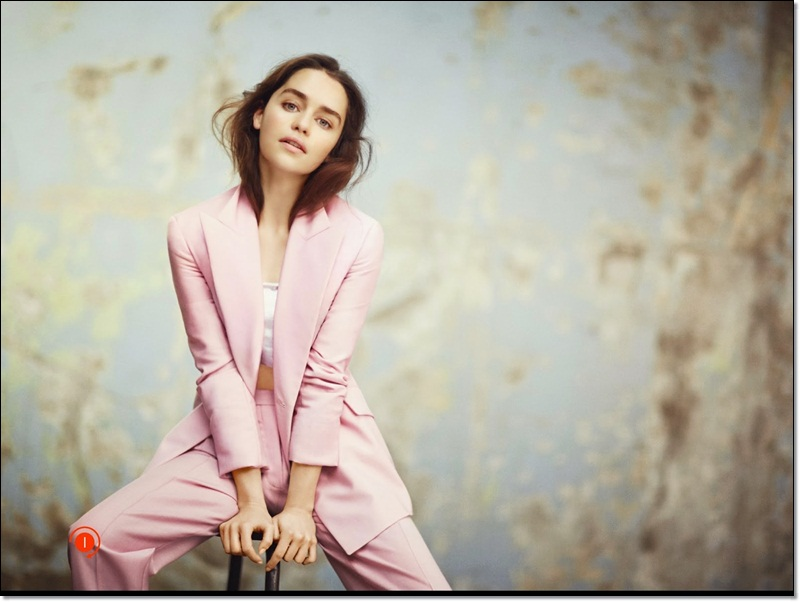 Emilia Clarke Biography and Wallpapers