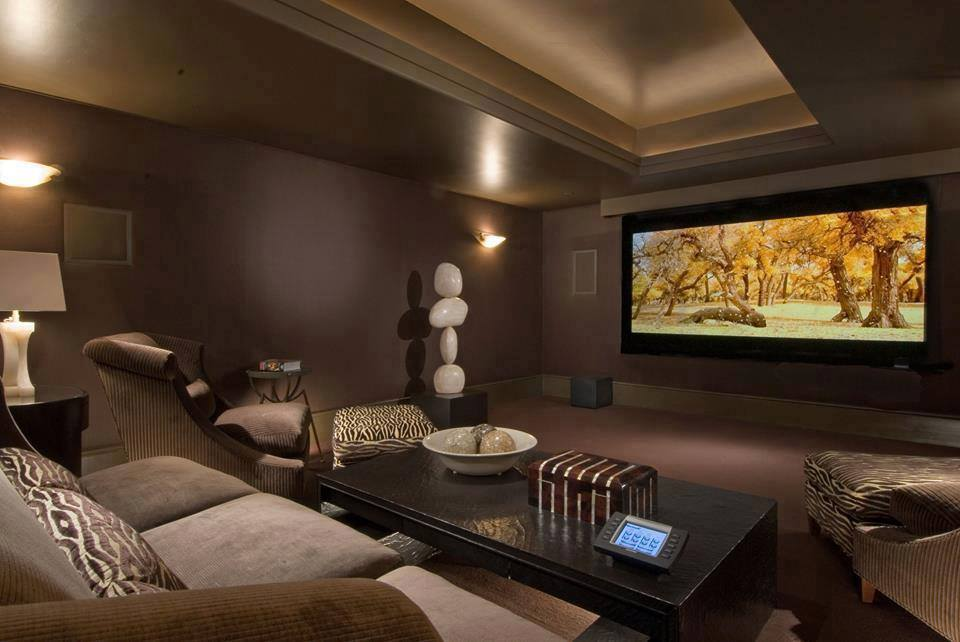 Amazing Home Theater Designs Xcitefun Net