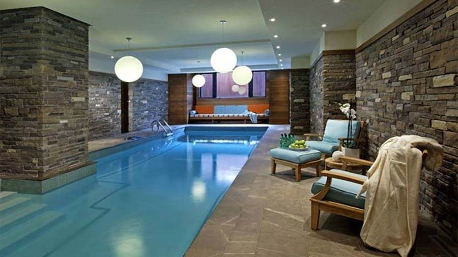 Indoor Pools amp Jacuzzi Super Cool Designs