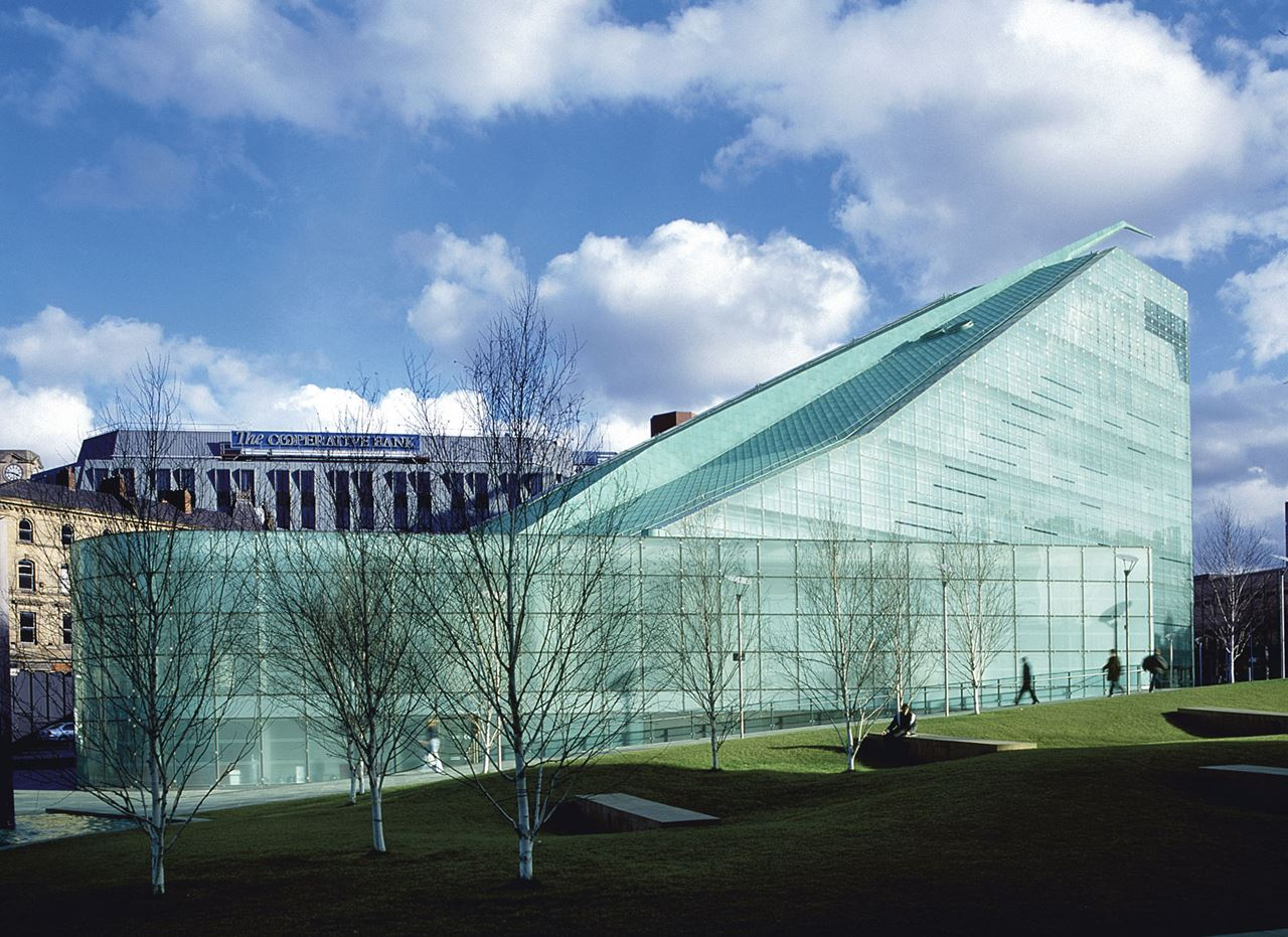 Travel Guide To Urbis Museum Manchester