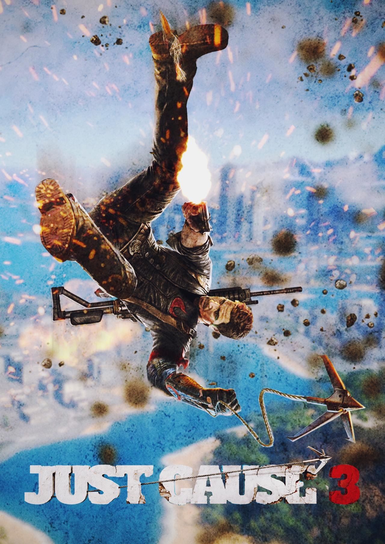 Just Cause 3 Gaming Wallpapers And Trailer