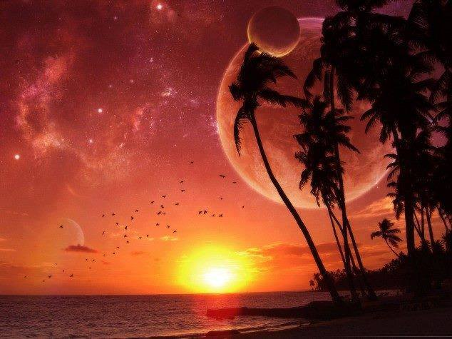 Stunning Sunrise and Sunset Clicks