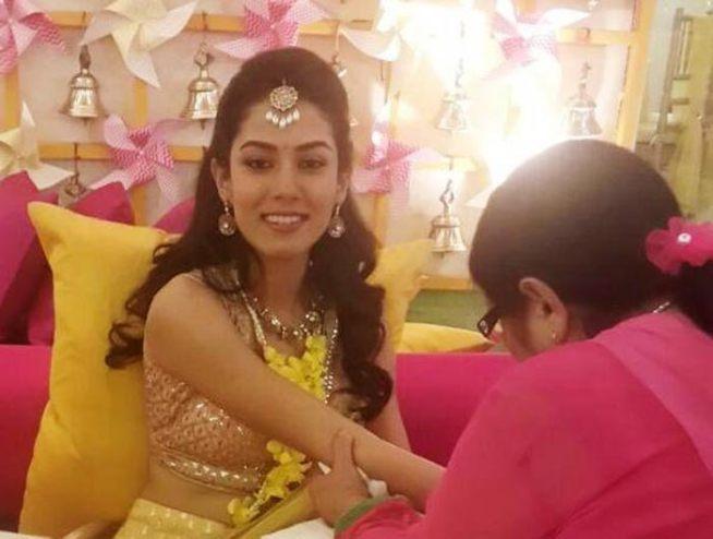 Shahid Kapoor and Mira Rajput Wedding bells