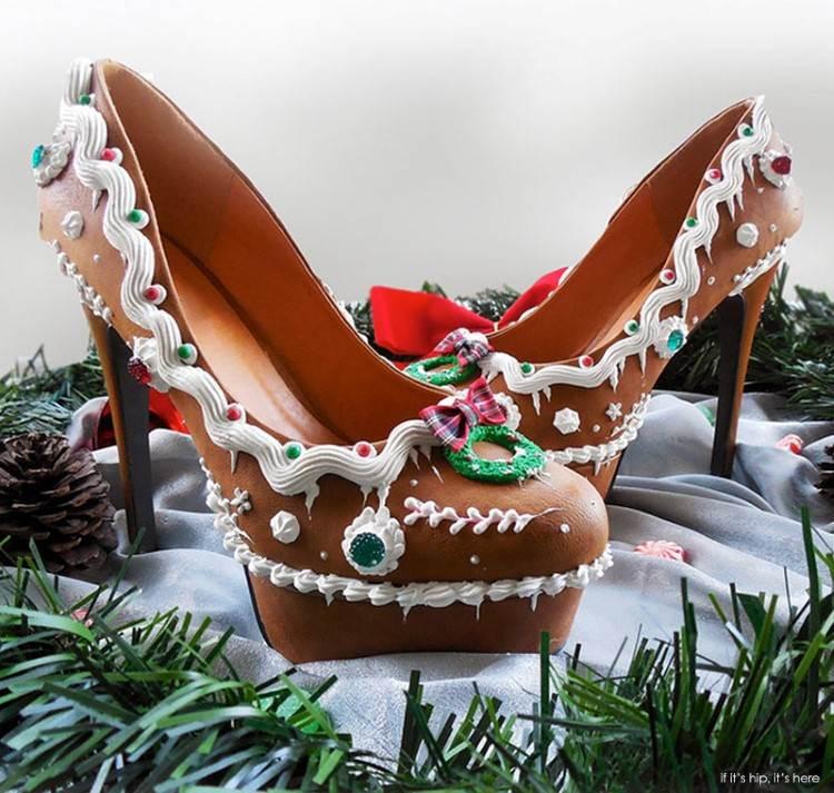 Bakery Shoes Sweet Designs - XciteFun.net
