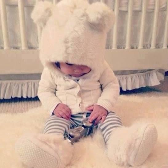 Teddy Bear Coats For Newborn Babies