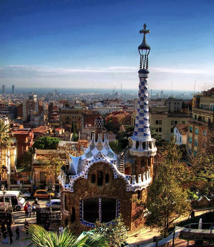 Long Stay Vacations In Spain: Beautiful Images Of Barcelona Tour