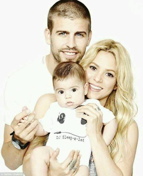 Shakira Family Pictures