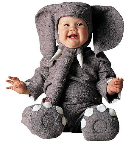 Baby Elephant Outfits