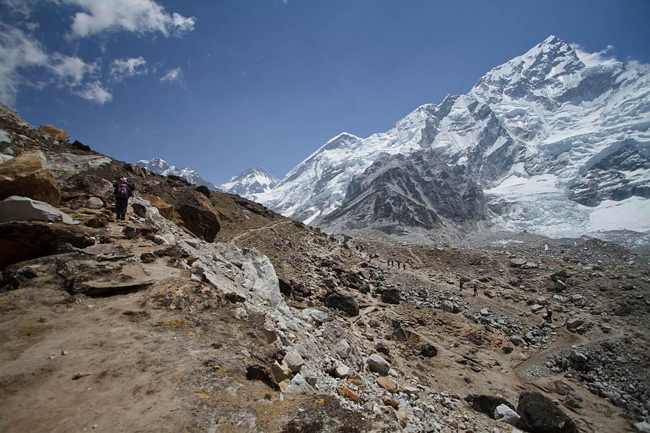 Travel Guide To Sagarmatha National Park Nepal
