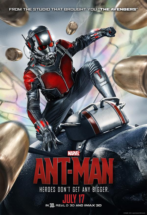 Ant Man Movie Wallpapers And Trailer