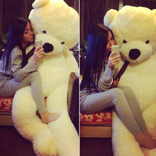 Giant Teddy Bear Gift For Girlfriend Xcitefun Net
