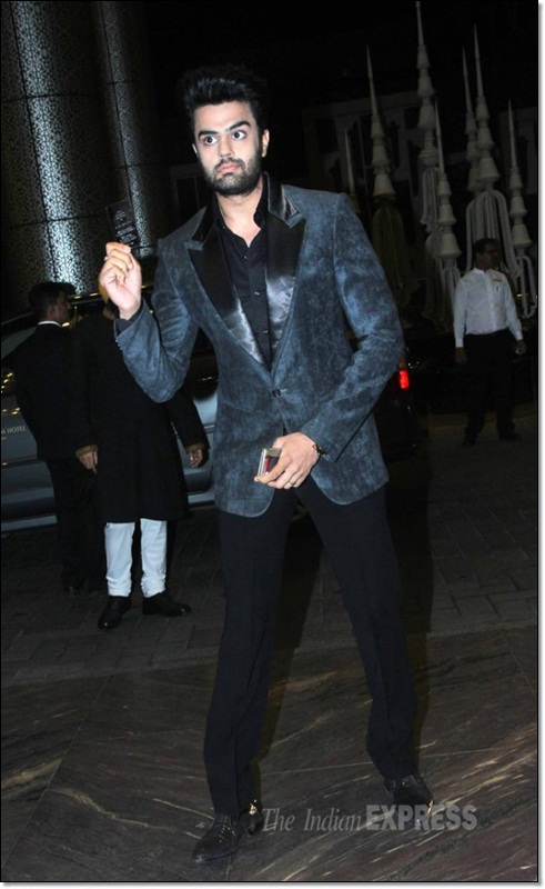 Shahid Kapoor Reception Photos