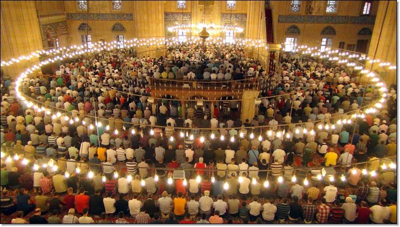 Eidulfitar Celebrations around the World