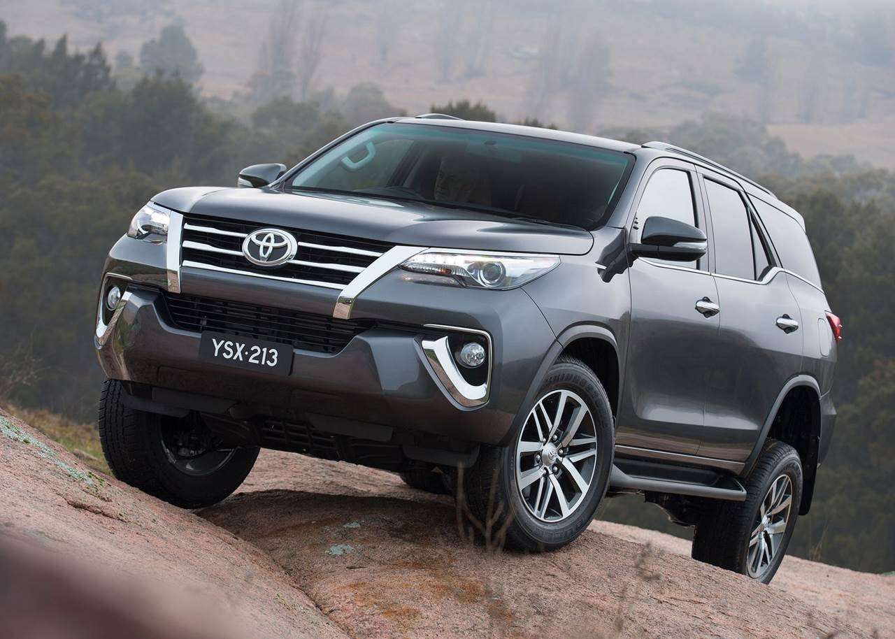 Car Painting Apps >> Toyota Fortuner Car Wallpapers 2016 - XciteFun.net