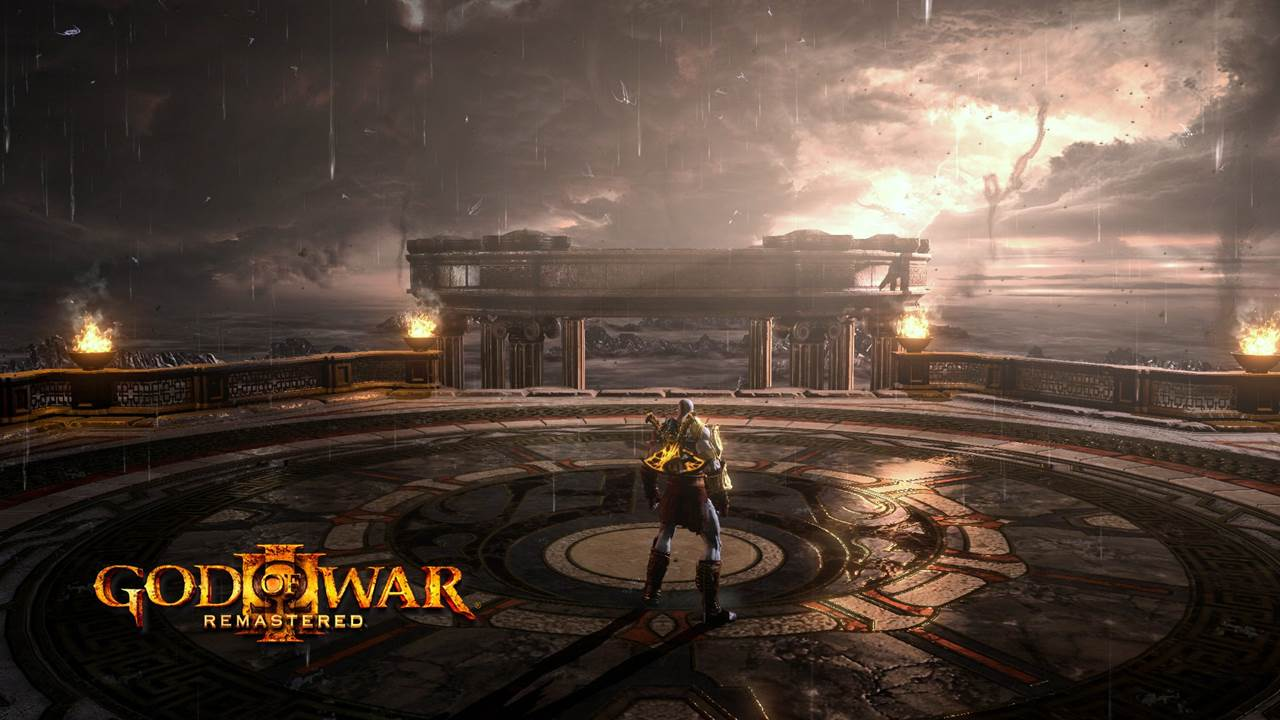 God of War 3 Remastere Gaming Wallpapers And Trailer