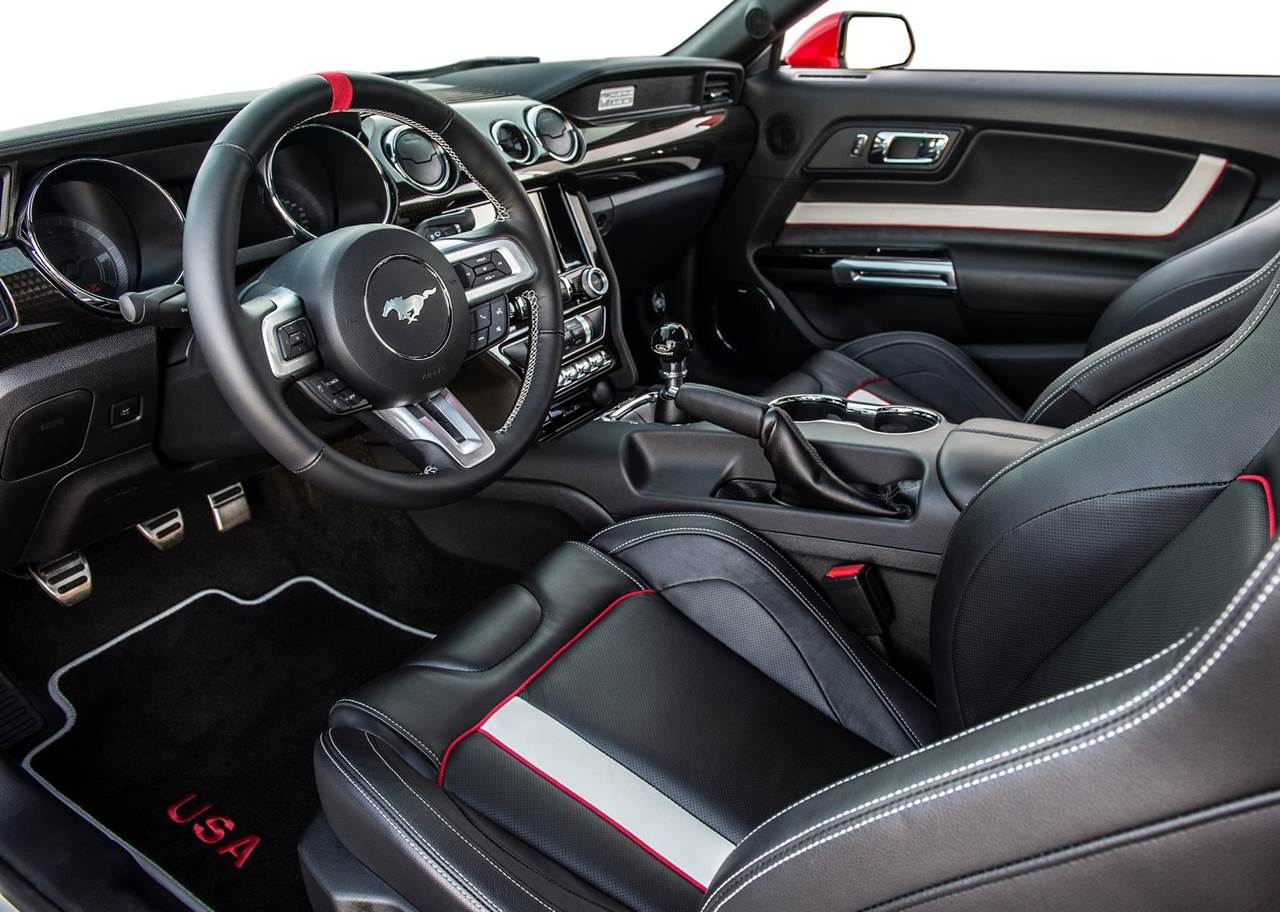 Ford Mustang GT Apollo Car Wallpapers 2015