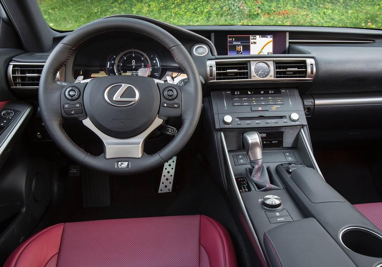 Lexus IS FSport USVersion Car Wallpapers 2016