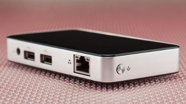 Zotac Zbox Pico PI320 Review  World Smallest PC