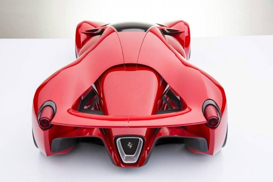 Ferrari F80 Supercar
