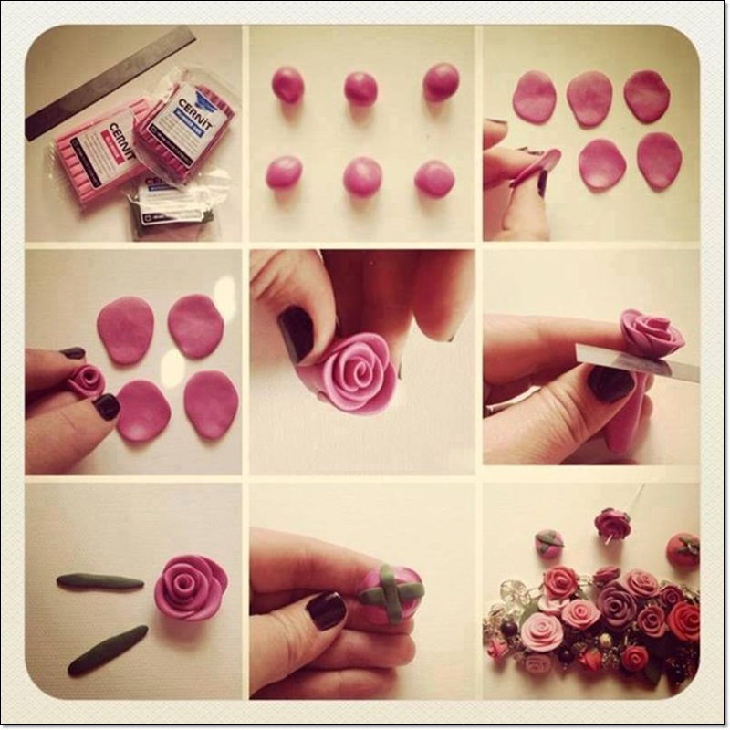 Cute Clay Project Ideas