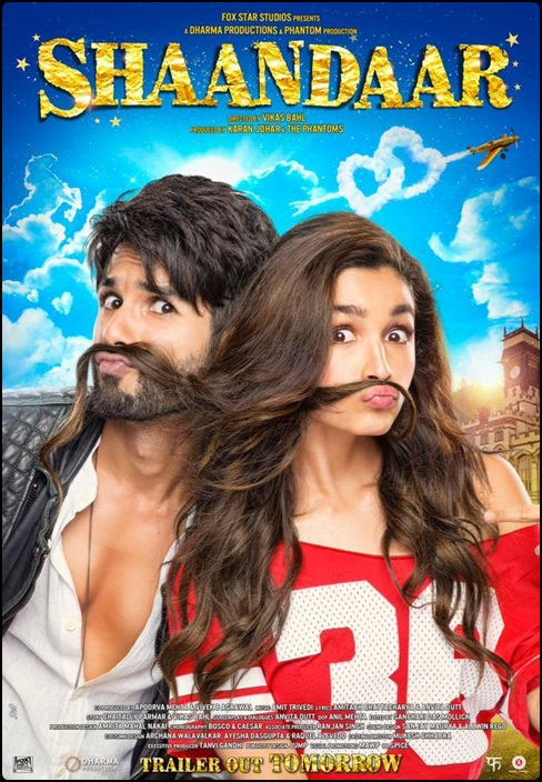 Shandaar Movie First Look and Trailer