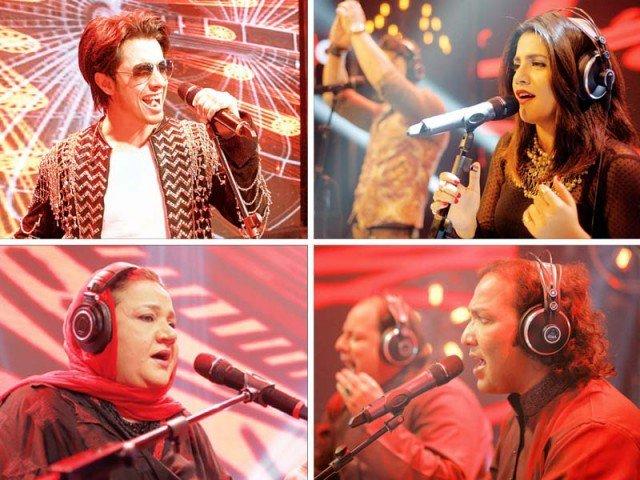 Coke Studio Season 8th