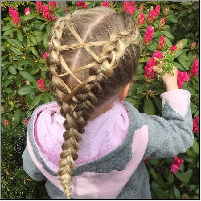 Terrific Cute Hairstyles Birthday Parties Easy Casual Hairstyles For Long Hairstyle Inspiration Daily Dogsangcom
