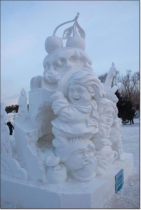 Incredible Frost Feats