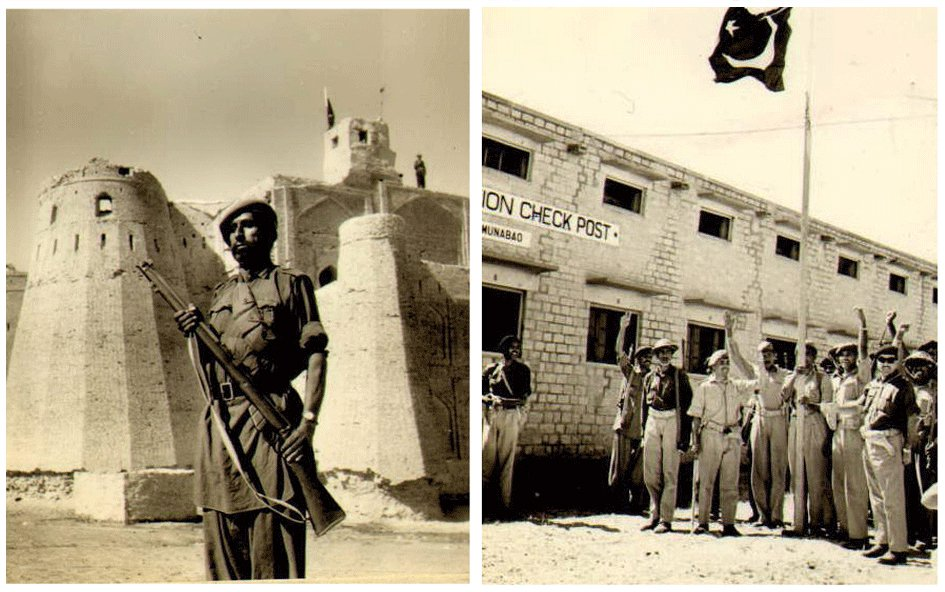 PakIndia War 1965  Photos from the Past