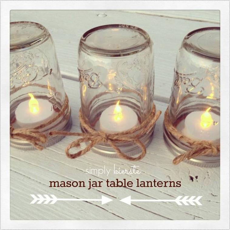 Amazing Mason Jar Projects