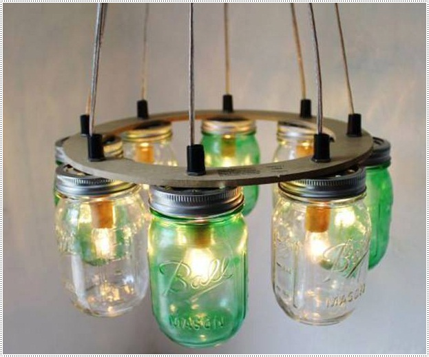 Amazing mason jar projects for Projects to do with mason jars