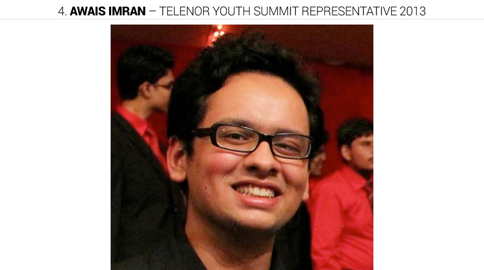 List of 10 Young Talented Pakistanis