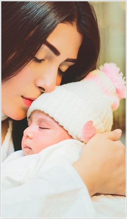 Hoorain Taimoor Daughter of Ayeza Khan and Danish Taimoor