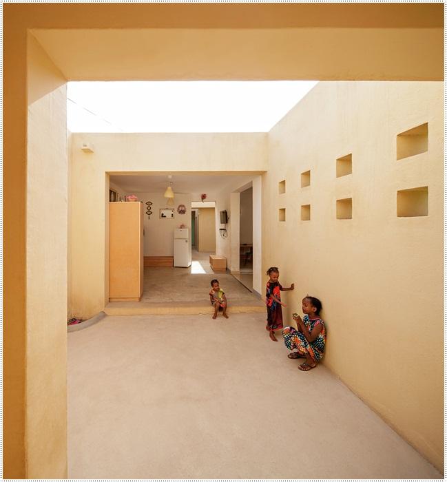 Childrens Village In Djibouti
