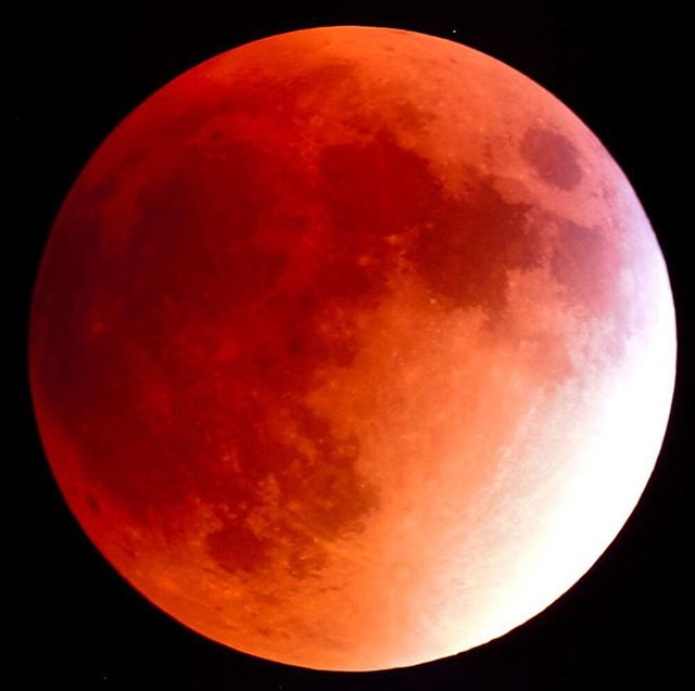 Lunar Tetrad Eclipse and Blood Moon