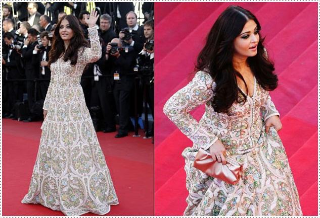 Stunning Looks of Aishwarya Rai