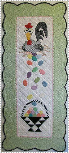 Patchwork Table Runners
