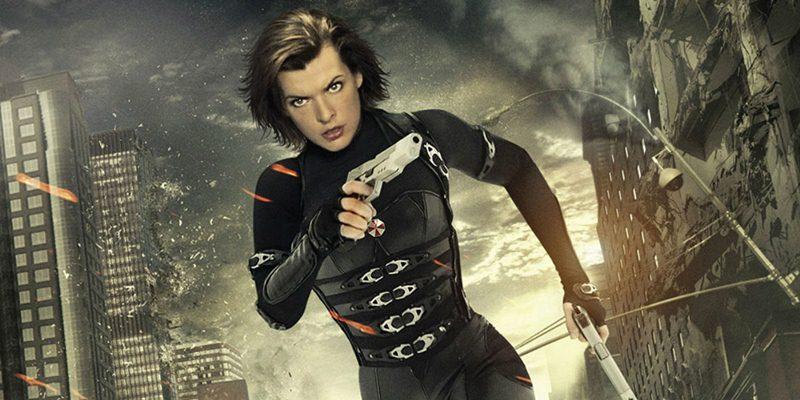 Resident Evil The Final Chapter 2016 Trailer