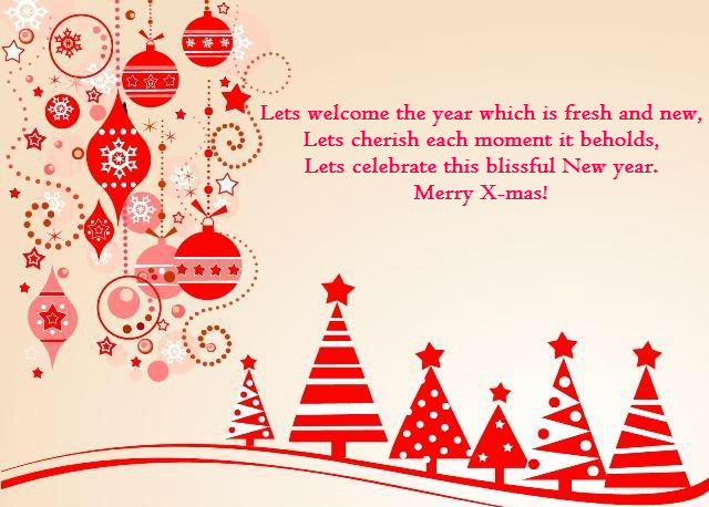 Latest Collection of Merry Christmas SMS 2015 In English