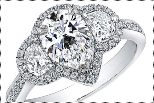 Engagement Rings Cuts And Shapes