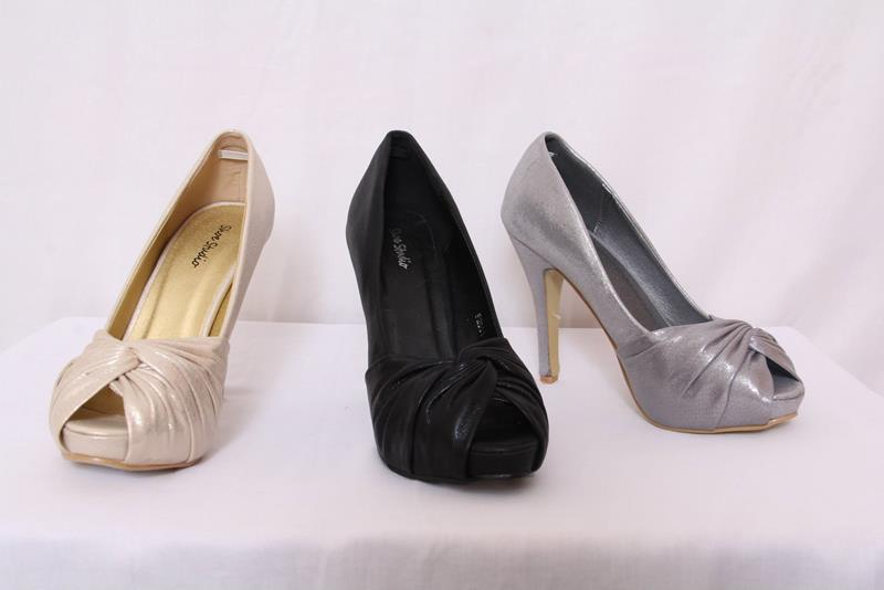 Bride High Heel Pumps For Wedding Day